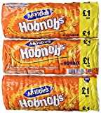 The original oaty biscuit with no chocolate topping. McVities Hobnobs are set apart from the rest because they are crunchy at first, and then melt in your mouth to create a wonderful taste sensation.