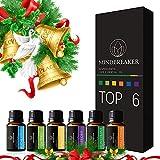 Huile essentielle aromathérapie Ensemble Comprend Top 6Ensemble...