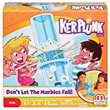 Kerplunk Classic Kids Game with Marbles, Sticks and Game Unit, Easy-to-Learn, Makes a Great Gift for 5 Year Olds and Up (Toy)