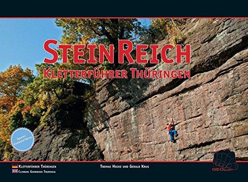 SteinReich: Kletterführer Thüringen