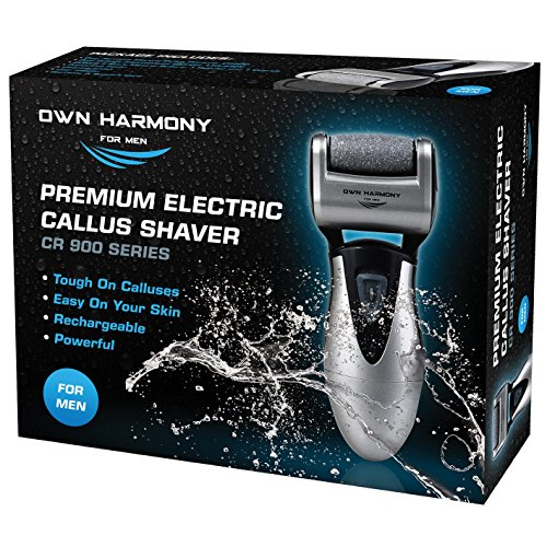 Electric Feet Callus Remover, Foot Scrubber:...