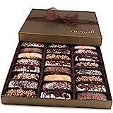 Barnetts Biscotti Cookies Gift Basket / Christmas Gourmet Holiday...