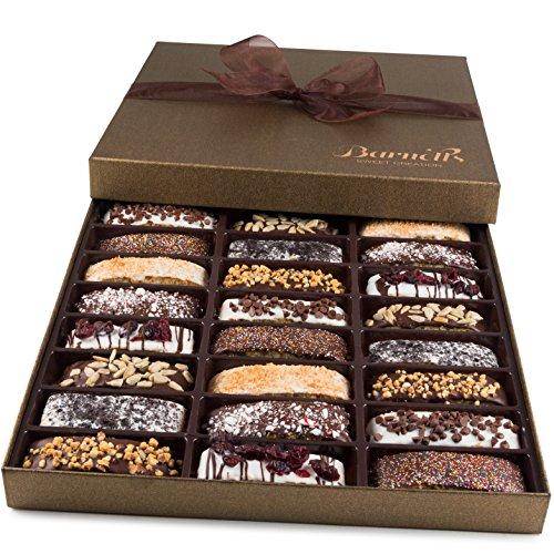 Barnett's Biscotti Cookies Gift Basket | Christmas Gourmet...
