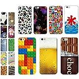 iPhoneXS X (アイフォンXS X) スマホケース カバー 【1086A】 おもしろ 【B】板チョコ ハー……