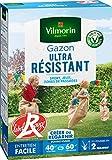 Vilmorin 4462414 Gazon Ultra Résistant,...