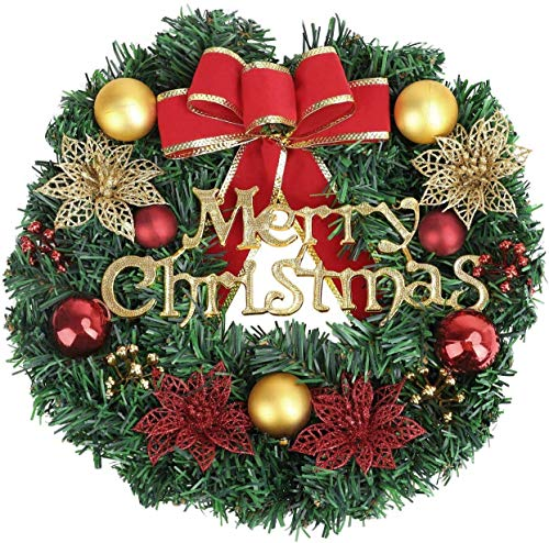 Sweetums Signatures Christmas Wreath Merry Christmas 12 inch...