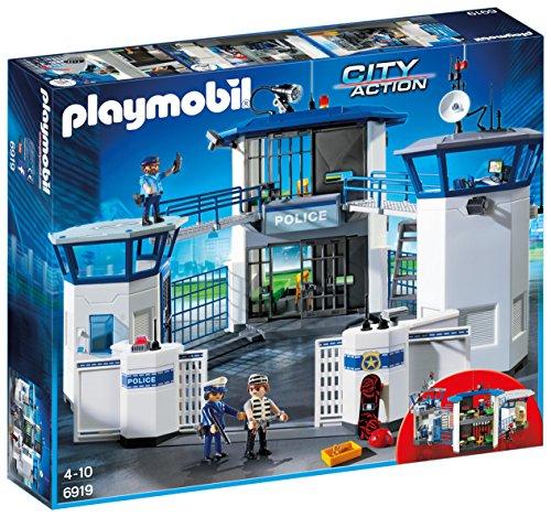 Playmobil City Action 6919 - Prigione e Stazione di Polizia, dai 4 anni