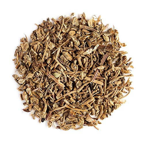 Baldrian Wurzel Biologischer Kräuter Tee – stark beruhigend – Valeriana officinalis - Baldrianwurzel Kräutertee - Valerian 100g