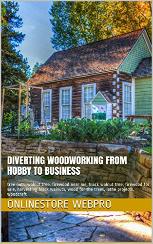 Amazon.com: Diverting Woodworking From Hobby to Business: tree ...