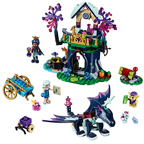 LEGO Elves Rosalyn's Healing Hideout 41187 Building Kit (460 Piece)