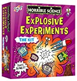 Horrible Science Experiment, Explosive Experiments