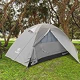 Bessport Camping Tente 2 Personnes Ultra Légère...