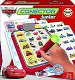 Educa - 16136 - Conector Junior - Jeu Éducatif Électronique - Cars