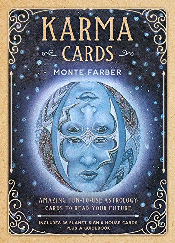 Karma Cards: Amazing Fun-to-Use Astrology Cards to Read Your...