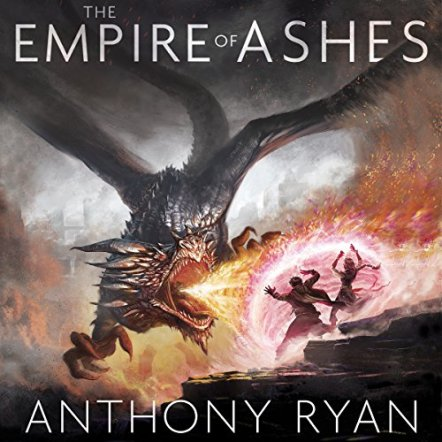 The Empire of Ashes cover art