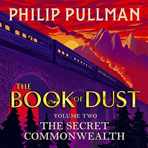 The Secret Commonwealth: The Book of Dust, Volume Two (Audio Download):  Amazon.co.uk: Philip Pullman, Michael Sheen, Penguin Audio : Audible  Audiobooks