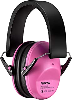 Mpow 068 Kids Ear Protection, NRR 25dB Noise Reduction Ear Muffs, Toddler Ear Protection,..