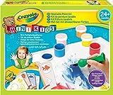 Crayola - Mini Kids - Mon 1er kit de peinture - Coloriage pour enfant et...