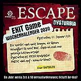 EXIT-Game-Wochenkalender 2020: Der Gambler