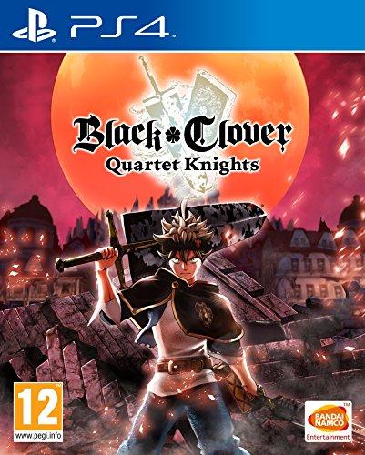 Namco Bandai - Black Clover: Quartet Knights /PS4 (1 Games)