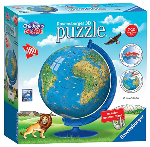 61GYax3m7fL - The 7 Best 3D Puzzle for Kids to Keep Their Brains Sharp