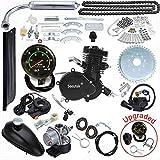 Seeutek 26' or 28' 80cc Bike Bicycle Motorized 2 Stroke Cycle Motor Engine Kit Set