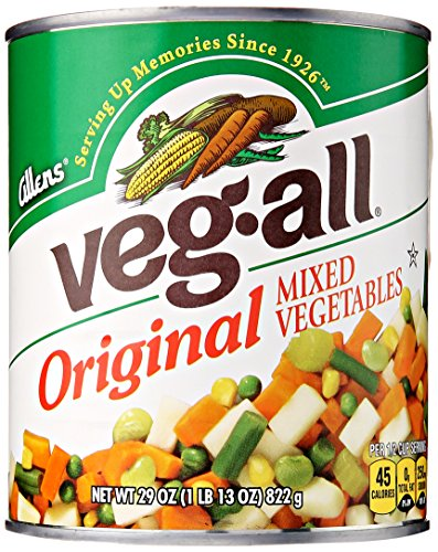 Veg-All Original Mixed Vegetables, 29 oz