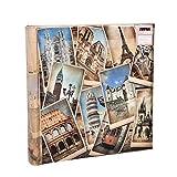 Arpan 10 x 15 cm-Voyage Memories Album Photo pour 200 Photos 6 x 4