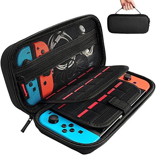 【Nintendo Switch対応】Nintendo Switch ケース ニンテンドースイッチ ケース 保護カバー 収納バッグ 防塵...