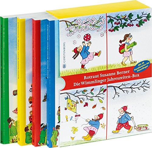 Die Wimmlinger Jahreszeiten-Box: 4 Bnde im Schuber