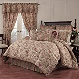WAVERLY Imperial Dress Antique Comforter Set, 96x92,