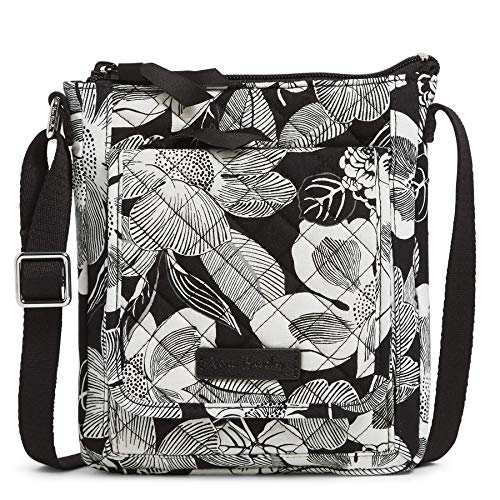 61I5oFn9OmL MACHINE WASHABLE SIGNATURE COTTON -- The fabric you know & love, our quilted cotton is lightweight yet durable, & comes in a variety of colorful patterns EVERYDAY USE -- Vera Bradley crossbody bags for women are perfect for any occasion - whether you are heading to work, on a weekend getaway, going to a party, or traveling, they are your perfect daily companion to wear over your shoulder or as a sling bag - & make great gifts too CREDIT CARDS UNDER COVER -- The Vera Bradley RFID Mini Hipster provides RFID technology to protect your credit cards & debit cards - made with zip closure for added security