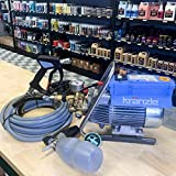 The Clean Garage Kranzle K1622 Pressure Washer Complete Kit - KobraJet 50' Hose, MTM SGS28 Gun PF22 Foam Cannon and Quick Connects