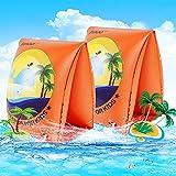 Schwimmflügel, Innoo Tech Schwimmflügel Kinder 3+ Jahre Schwimmhilfen Doppelkammersystem, Körpergewicht 15 bis 30 kg