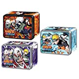 Naruto Untouchable TCG Collector Tin Set - 3 Tins and Include Rare Cards, Packs, and Foils