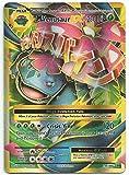 Pokemon - Mega-Venusaur-EX (100/108) - XY Evolutions - Holo
