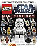 Ultimate Sticker Collection: LEGO Star Wars: Minifigures: More Than 1,000 Reusable Full-Color Stickers