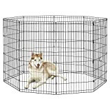 New World Pet Products B558-48 Foldable Exercise Pet Playpen,