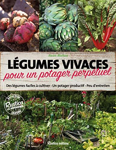 Légumes vivaces pour un potager perpétuel