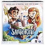 Spin Master Games 6039848  Santorini - Strategy-Based Board Game, Multicolor