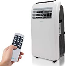 SereneLife SLPAC8 8,000 BTU Portable Air Conditioner, 3-in-1 Floor AC Unit with Built-In..