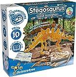 Science4you Stegosaurus Fossil Excavation - Jouet avec des dinossaures, Creusez Les...