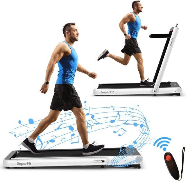Up to 46% off Goplus treadmills