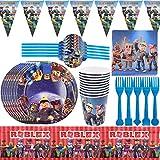Kit feste di compleanno Roblox