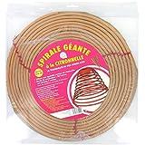 Spirale anti-moustiques géante