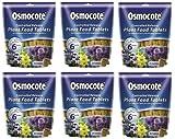6x OSMOCOTE Planta tabletas de comida25unidades
