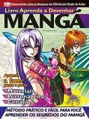 Livro aprenda a desenhar mangá ed. 01
