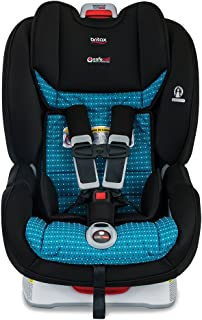 Britax Marathon ClickTight Convertible Car Seat | 1 Layer Impact Protection – Rear..