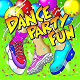 Kimbo Educational Dance Party Fun Activities CD, Ages 3 and Up