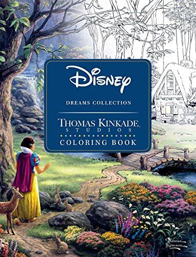 Disney Dreams Collection Thomas Kinkade...